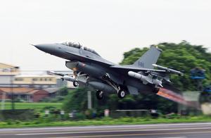 台湾F-16战机海上失联 台媒梳理:台军至今已有7架F-16失事