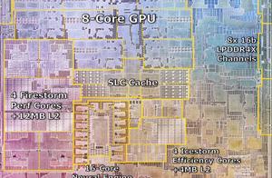 苹果M1芯片深度测试