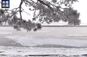中央气象台发布今年首个暴雪橙色预警 今天是本轮中东部雨雪天气最强时段