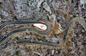 雪花进京!北京山区迎来第一场雪,美如仙境