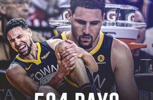 伤退524天后,克莱·汤普森再遇严重伤病,整个NBA都在为他揪心