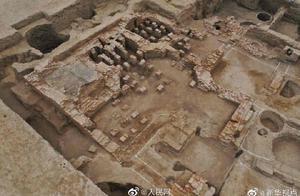新疆天山发现古代公共浴场遗址