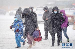 黑龙江省气象局将暴雪应急响应提升至Ⅱ级