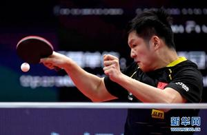 国际乒联总决赛:樊振东晋级八强