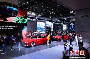 一汽-大众奥迪携焕新产品矩阵亮相2020广州车展