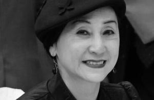 中国著名舞蹈家陈爱莲逝世 曾主演《白毛女》《红楼梦》