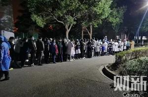 """上海新增2例新冠本土病例 浦东医院""""封院""""全员检测"""
