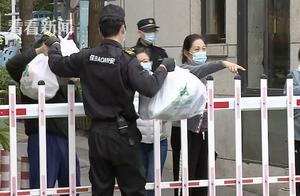 记者实地探访:浦东新区周浦明天华城小区