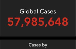 美国确诊病例累计突破1200万,特朗普抱怨医药公司拖延疫苗影响选情 | 国际疫情观察(11月22日)