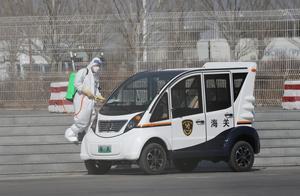 内蒙古满洲里已封城管控,火车站停运,两地划为中风险地区