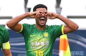 亚冠:北京国安胜首尔FC