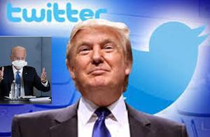 推特:明年1月20日 总统官方账户自动转拜登