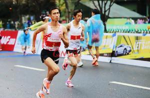 杭州马拉松鸣枪,感受城市的美好和跑友的热情