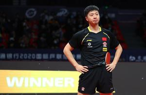乒乓球——国际乒联总决赛:马龙夺冠