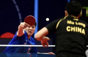 马龙宝刀未老 战胜队友樊振东加冕男单冠军