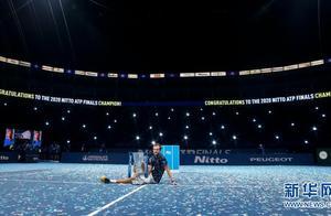 梅德韦杰夫获得ATP年终总决赛冠军