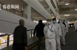 工作人员一夜未眠!浦东机场核酸采样超16700份 上海已有125处地点可检测核酸