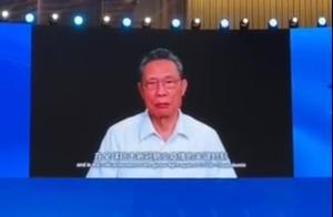 钟南山:抗疫形势严峻,国际社会需摒弃分歧紧密合作