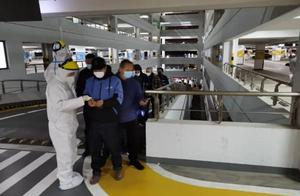 上海新增本土病例详情公布 浦东机场连夜组织集体核酸检测