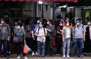 """香港疫情强烈反弹!""""港版方舱""""将重启,港府拟向确诊者发5000港元津贴"""