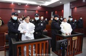 告慰英灵!江苏淮安重大暴力袭警案宣判两名罪犯被判死刑