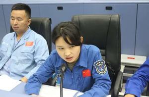周承钰:24岁成文昌航天首位女指挥
