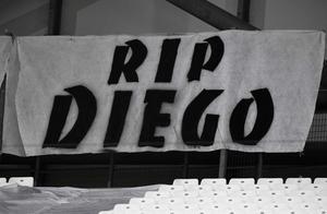 马拉多纳突发心梗去世 阿根廷悼念三日