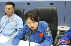 24岁女孩成文昌发射场最年轻女指挥