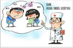 自贡一幼儿园50多名学生呕吐腹泻,疾控部门:系诺如病毒感染