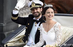 瑞典王子菲利普与索菲娅王妃确诊新冠肺炎