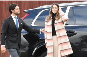 瑞典王子夫妇染新冠