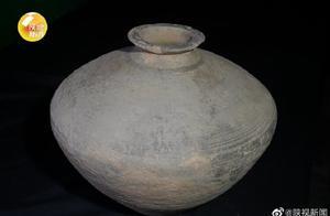 陕西发现2000年前大量彩绘陶咸阳汉代曾改名为新城 考古出土关键证据
