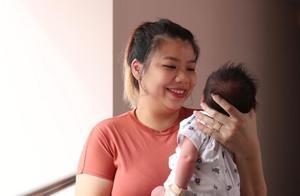 新加坡女子诞下携带新冠抗体男婴