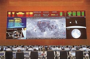嫦娥五号将择机月面软着陆