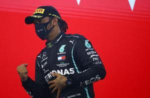 F1官方宣布汉密尔顿确诊新冠,连续265场出赛纪录终结