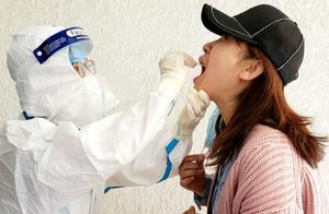 12月1日疫情速递 | 满洲里第二轮全员核酸检测8人阳性;深圳1名港籍货车司机确诊新冠;青岛发现1例无症状感染者