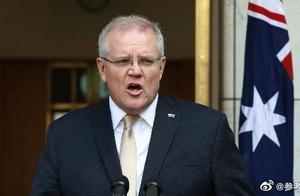 """澳前外交官:""""澳大利亚正在迅速成为一个可悲的笑话"""""""