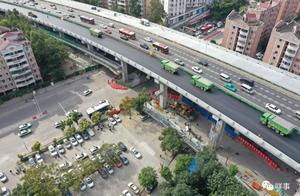 突发!广州在建洛溪大桥人行桥垮塌