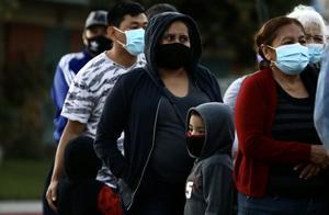 外媒:美国洛杉矶发布紧急防疫命令,禁止全城民众出门