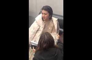 谈莉娜被记者问哭跟肖战有关系吗 肖战为什么说谈莉娜是印度黑女