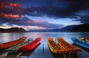 冬天没来过泸沽湖的人,不足以谈人生