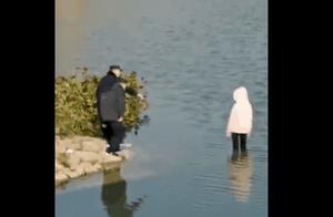 女孩跳河溺亡,民警施救惹争议,央视主播:挽救生命不应以牺牲另一个生命为前提