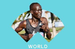 57分32秒 男子半马新世界纪录诞生