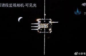 解密拍下月壤样品返回对接的太空摄影师