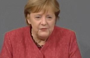 罕见一幕!默克尔含泪恳求德国人遵守防疫规定:每天590人死亡,不可接受