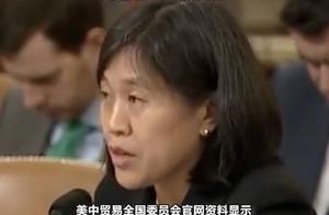 拜登将提名这位华裔美国人任美国贸易代表,她曾在中国教英语