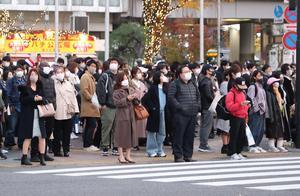 日本单日新增确诊病例首次超3000例