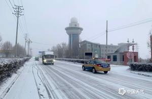 大范围寒潮携雨雪来袭 模拟场景告诉你冰雪天刹车有多难?
