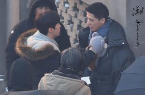 《左肩有你》王安宇被范丞丞揪衣领 像犯错小学生