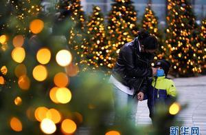 """纽约:疫情下的""""非常""""圣诞季"""